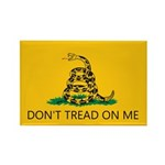 Don't Tread On Me (Gadsden Flag) Rectangle Magnet