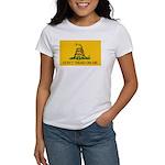 Don't Tread On Me (Gadsden Flag) Women's T-Shirt