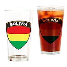 Bolivia Pint Glass