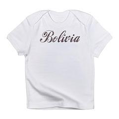 Vintage Bolivia Infant T-Shirt