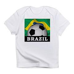 Brazil Football Infant T-Shirt