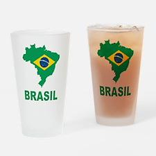 Brazil Pint Glass