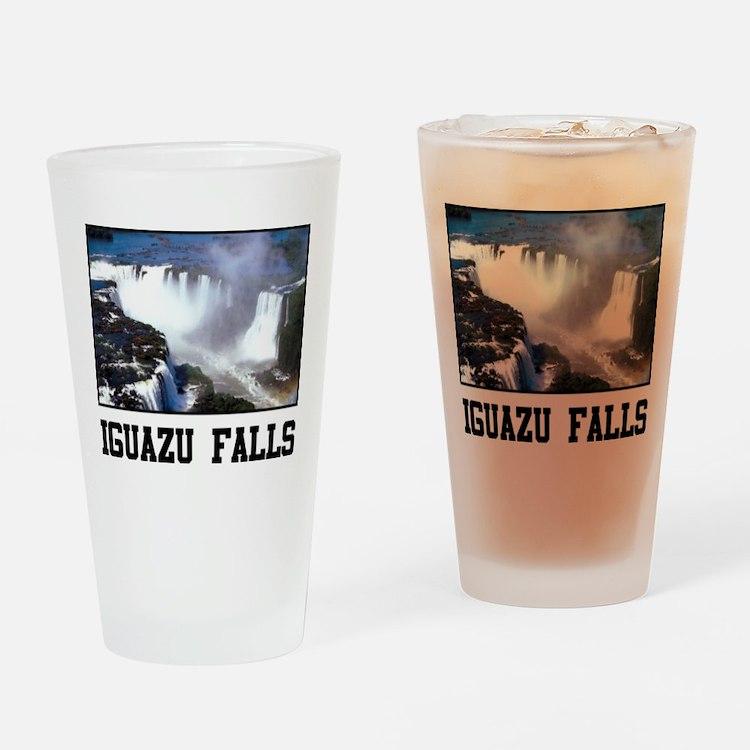 Iguazu Falls Pint Glass