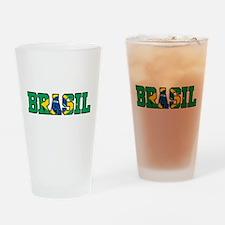 Brasil Pint Glass