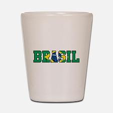 Brasil Shot Glass