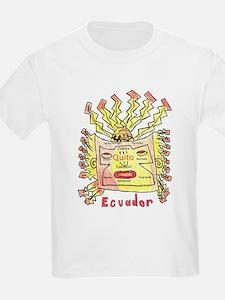 Inca Sun God T-Shirt