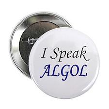 """""""I Speak ALGOL"""" Button"""
