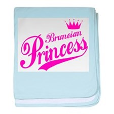 Bruneian Princess baby blanket