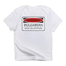 Attitude Bulgarian Infant T-Shirt