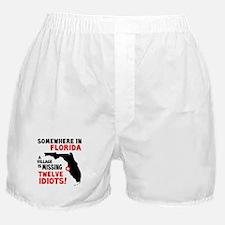 12 Idiots Boxer Shorts