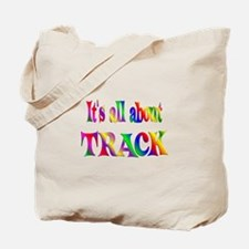 About Track Tote Bag