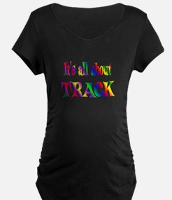 About Track T-Shirt