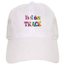 About Track Baseball Cap