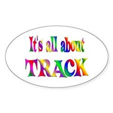 About Track Decal