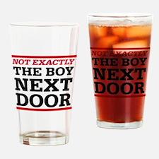 Dexter: Boy Next Door Pint Glass