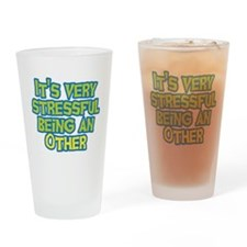 LOST Juliet Other Quote Pint Glass