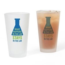 In The Lab Drinking Glass