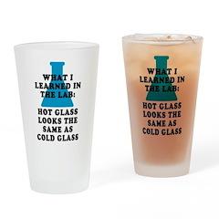 Lab Glass Drinking Glass