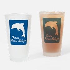 Future Marine Biologist Pint Glass