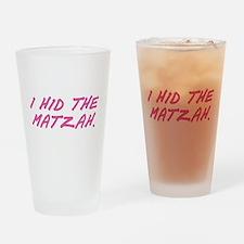 Matzah Pink Pint Glass