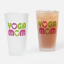 Yoga Mom Pint Glass