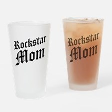 Rockstar Mom Pint Glass