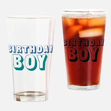 Birthday Boy Pint Glass