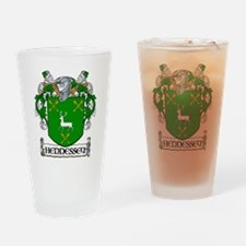 Hennessey Coat of Arms Pint Glass