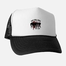 Zombie Outbreak Team Leader Trucker Hat
