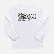 Hogan Celtic Dragon Long Sleeve Infant T-Shirt