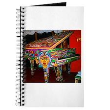 """""""Voodoo Piano #1"""" Journal"""