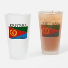 Eritrea Pint Glass