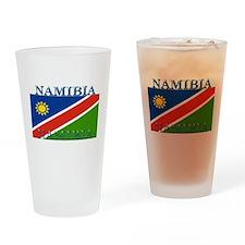 Namibia Pint Glass
