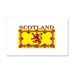Scotland Scottish Flag Car Magnet 12 x 20