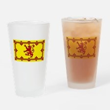 Scotland Scottish Blank Flag Pint Glass