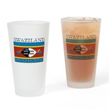 Swaziland Pint Glass