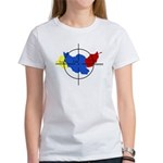Middle East Crosshairs Women's T-Shirt