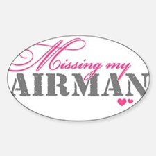 Missing Airman Decal