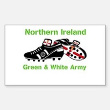 Northern Ireland Football Decal