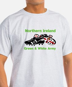 Northern Ireland Football T-Shirt