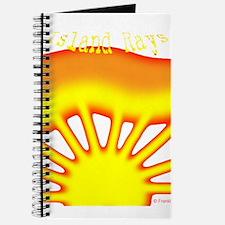 SUNRISE ISLAND RAYS Journal