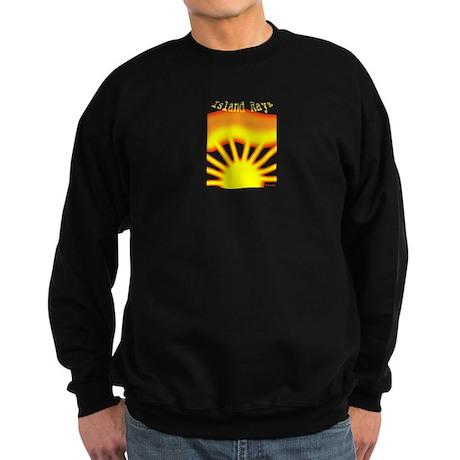 SUNRISE ISLAND RAYS Sweatshirt (dark)