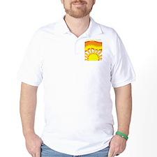 SUNRISE ISLAND RAYS T-Shirt