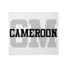 CM Cameroon Throw Blanket