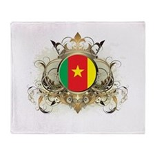 Stylish Cameroon Throw Blanket