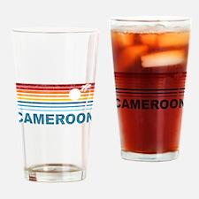 Palm Tree Cameroon Pint Glass