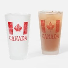 Vintage Canada Pint Glass