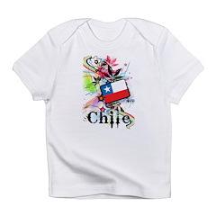 Flower Chile Infant T-Shirt