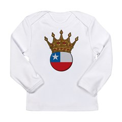 King Of Chile Long Sleeve Infant T-Shirt