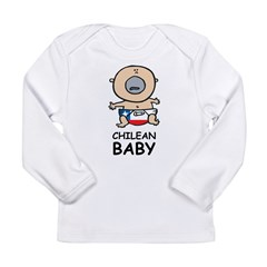 Chilean Baby Long Sleeve Infant T-Shirt